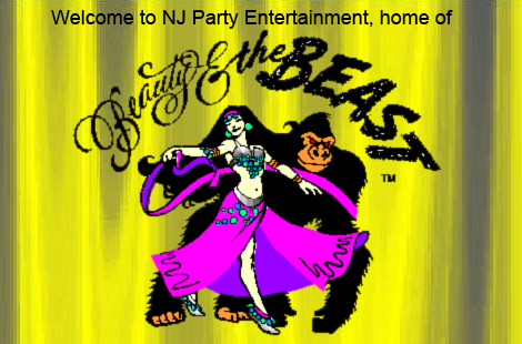 Welcome to NJ Party Entertainment home of Beauty & the Beast LLC, NJ Entertainment, Clowns, Magicians, Jugglers, DJs, Comedians, Caricatures, Balloonists, Santas, Singers, children's parties, hire the best family & corporate entertainers in New Jersey, Entertainment NJ