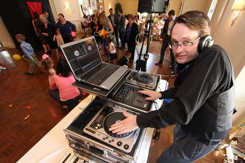 DJ Gregg- high end top NJ DJ for corporate events, private parties, weddings, sweet 16s, bat & bar mitzvahs, quincenearos, and your special ocassions