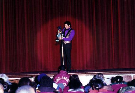 Jon- professional Ventriloquist, Variety Entertainer for kids parties, teen party, Sweet 16s, Barmitzvah, kids teens & adult audiences, corporate events, stage shows, NJ Ventriloquist for all ages, any ocassion, community & school programs, preschoolers, children's birthday parties