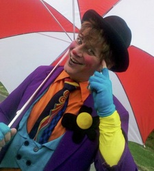 Top professional high-end Circus Clown & Vareity Entertainer Magician