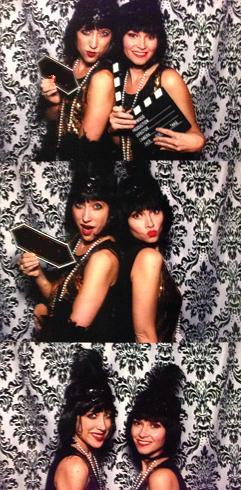 1920's Gatsby theme parties, photo booth for your patrons or guests with zany comical props, mongrammed photo strips, autograph scrapbook of digital prints