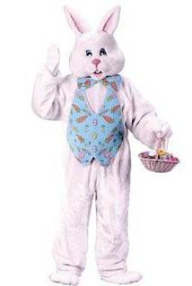Holiday Easter Bunny for children's Easter parties and corporate events, strolling children's performer in full professional mascot parade-style East Bunny costume, pose for photos, oversees your Eastr egg hunt, souvenir Easter holiday coloring pages, Children's Easter Bunny New Jersey