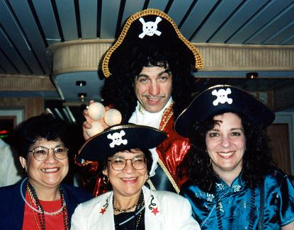 Pirate Rob- top award-winning Magician, stage charactgyer actor, formerly of Broadway, performs high-end Pirate Magician show for all ages, pirate show includes comedy, amazing magic, pirate sword juggling and more, comical ventriloquism, and pirate balloons