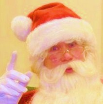 Santa Ron- professional actor and variety entertainer poses as jolly old Santa Claus for children's Xmas parties, holiday shows, company holiday parties, and corporate events in New Jersey