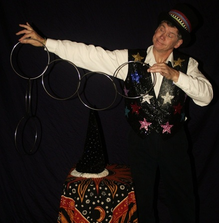 Ron- Christian variety entertainer Magician and Circus Clown presents Christian Gospel show for all ages