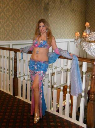 Professional Belly Dancer for milestone parties, corporate events, and holiday shows