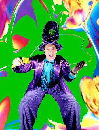 Multi-talented Variety Entertainer, stage, parades, festivals, corporate events and organizations NJ, Willy Wonka character, New Jersey Stilt Walker, Hanukkah party entertainer, Purim Party variety shows