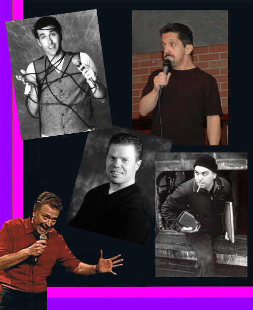 Top stand up Comedians, headline comedians prform stage shows in NY NJ metro area as well as nationwide